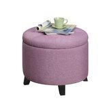 Fantastic Purple Ottomans Poufs Youll Love In 2019 Wayfair Creativecarmelina Interior Chair Design Creativecarmelinacom