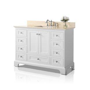 Read Reviews Michael 48 Single Bathroom Vanity Set ByBirch Lane™