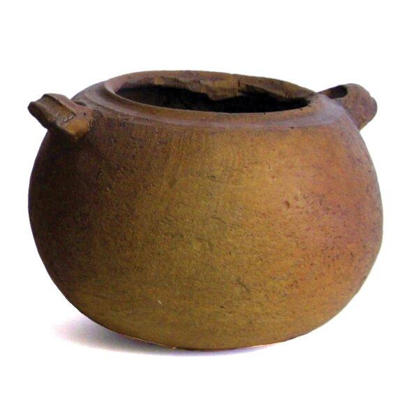 Fiberstone Pot Planter by OrlandiStatuary