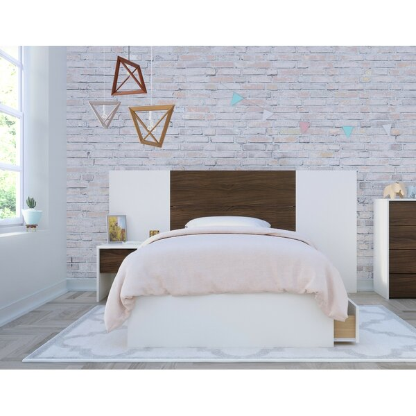 Bourquin Platform 4 Piece Bedroom Set by Mack & Milo