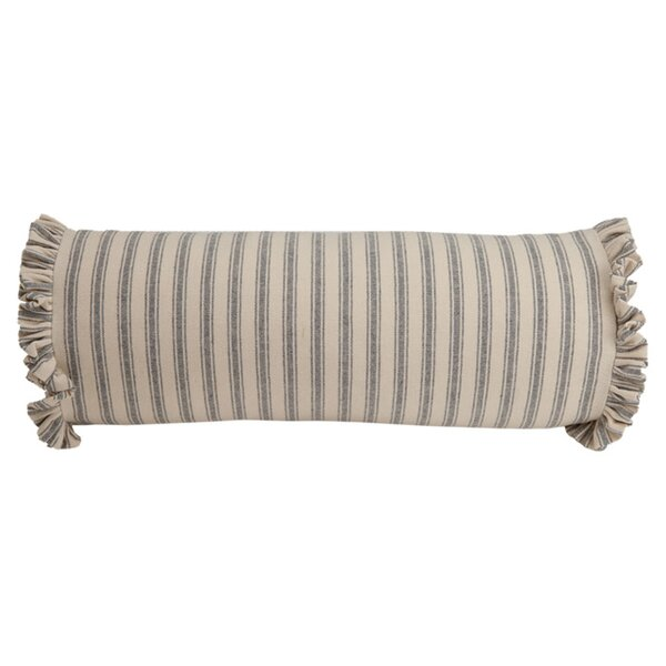 Hampton Classic Cotton Bloster Pillow by Provence Home Collection