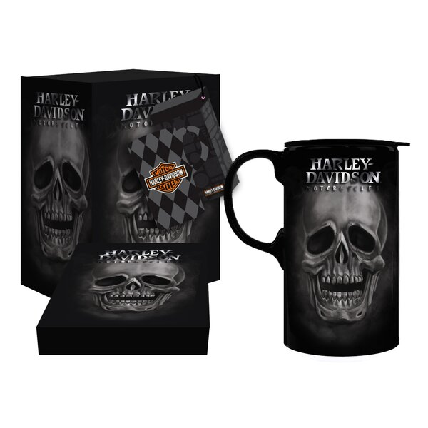 Harley-Davidson® Tall Boy Latte Mug by Evergreen