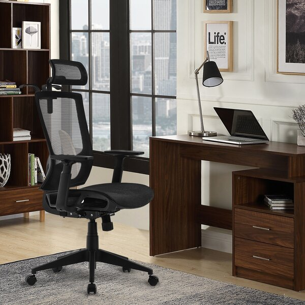 Irondale 2 Piece Office Desk Set