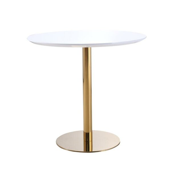 Kondo Pedstal Dining Table by Mercer41