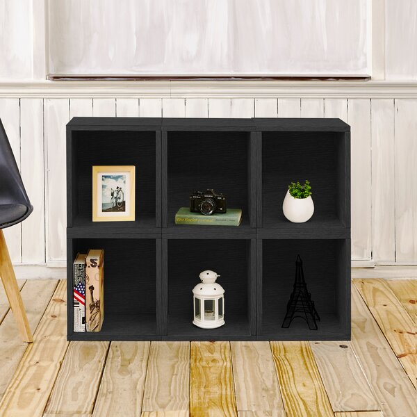 Daniell Modular Plus Cube Unit Bookcase (Set of 6) by Mercury Row