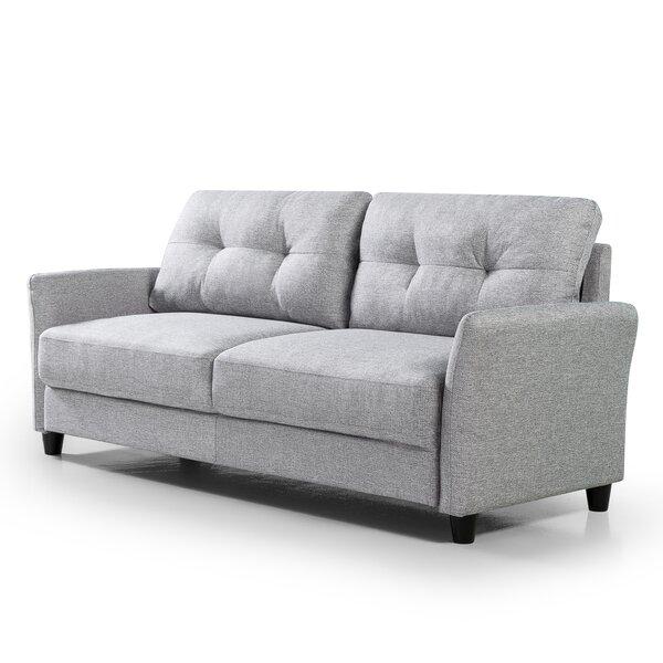 Home Décor Glynnis 78.86'' Flared Arm Sofa