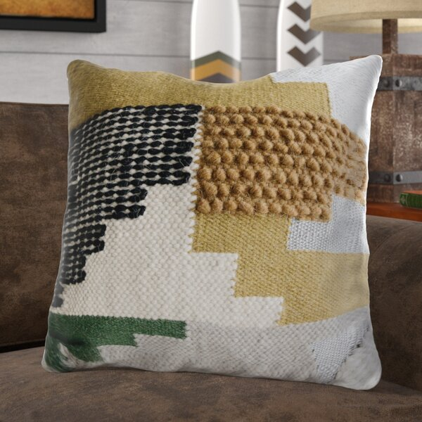 Pitchford Throw Pillow by Union Rustic