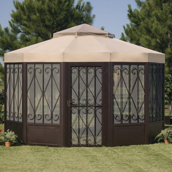 Replacement Canopy for Sunhouse Gazebo by Sunjoy