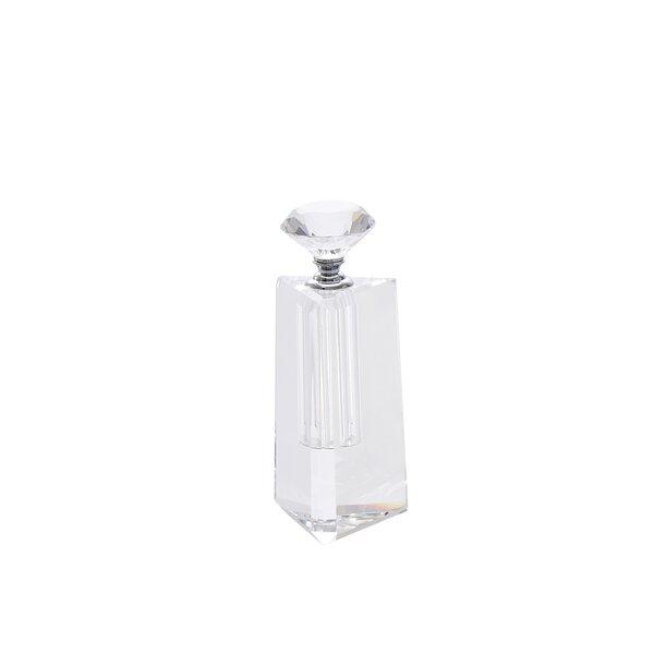 Sheraton Perfume Decorative Bottle by House of Hampton