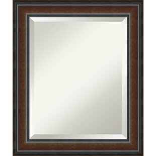 Darby Home Co Halcott Rectangle Wall Mirror