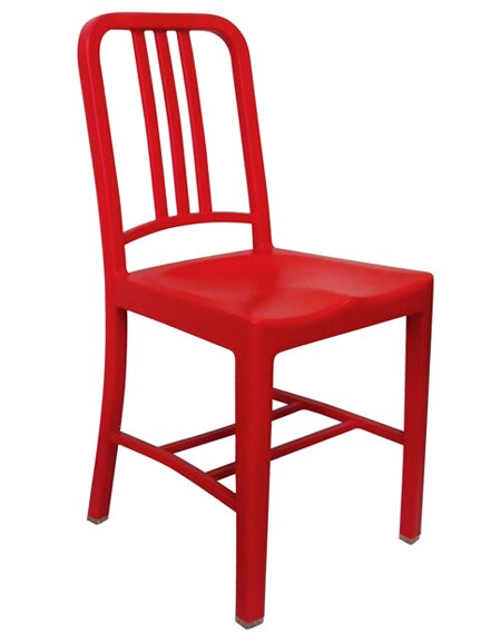 Romig Stackable Dining Chair by Latitude Run
