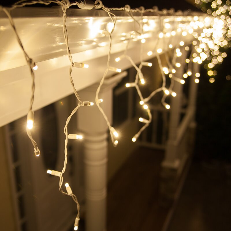 Christmas Led 70 Light Icicle Lights