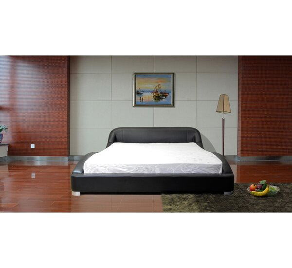 Bainbridge Upholstered Platform Bed by Latitude Run