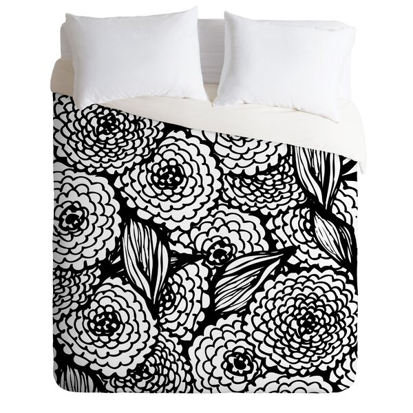 Bouquet of Flowers Love Duvet Cover Collection