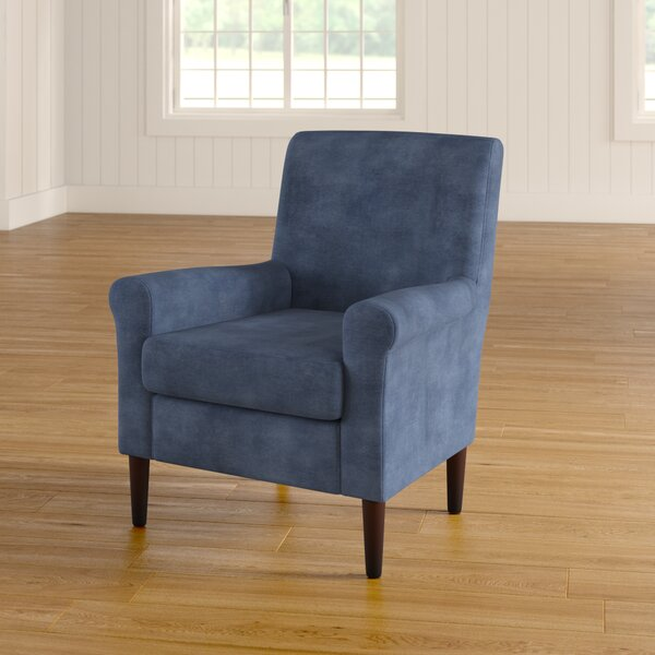 Ponce Upholstery Armchair by Gracie Oaks