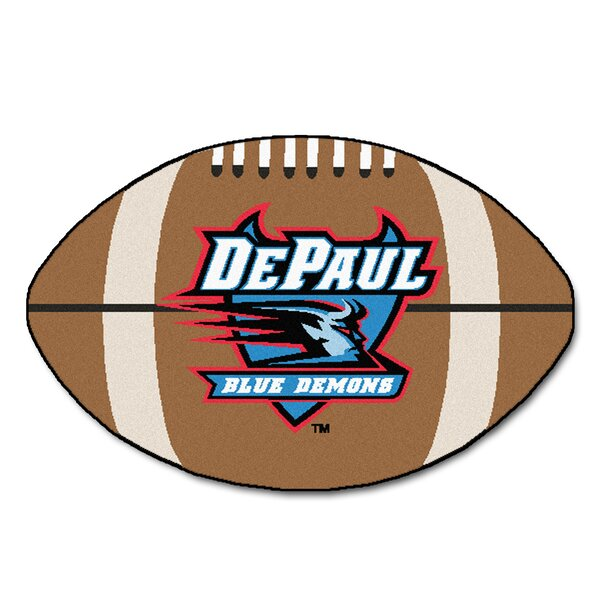 NCAA DePaul University Football Mat by FANMATS