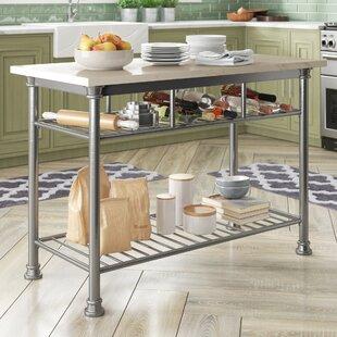 Prep Table With Quartz Top Wayfair