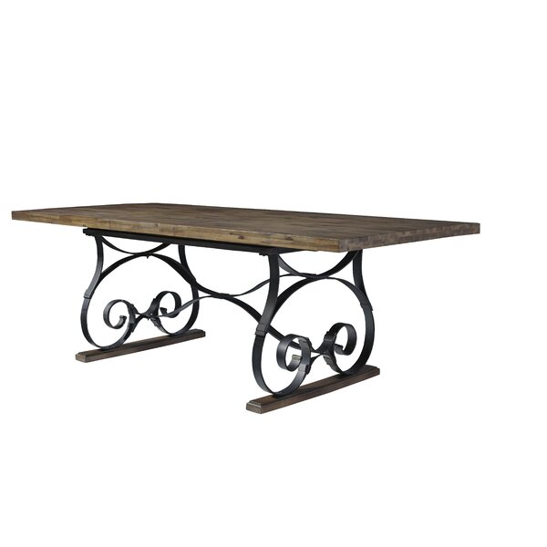 Burmeister Dining Table by Fleur De Lis Living