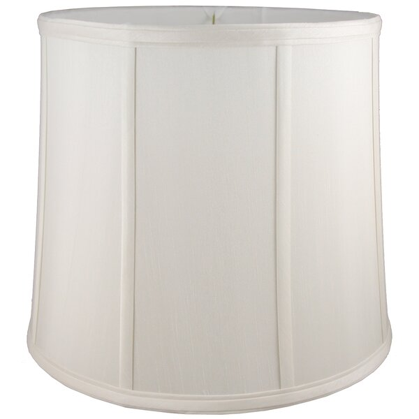 8 Faux Silk Drum Lamp Shade by American Heritage Lampshades