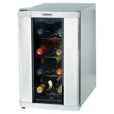 8 Bottle Reserve Series Single Zone Freestanding W