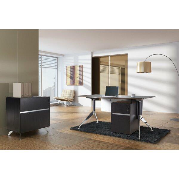 Manhattan 3 Piece Office Suite by Haaken Furniture