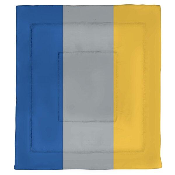 St. Louis Hockey Single Reversible Comforter