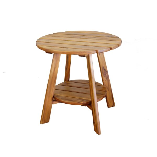 Adirondack Teak Side Table by Masaya & Co