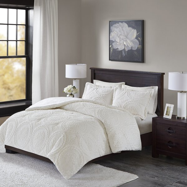 Mericia Comforter Set by Ophelia & Co.