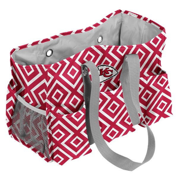 NFL DD Junior Caddy Picnic Tote Bag by Logo Brands