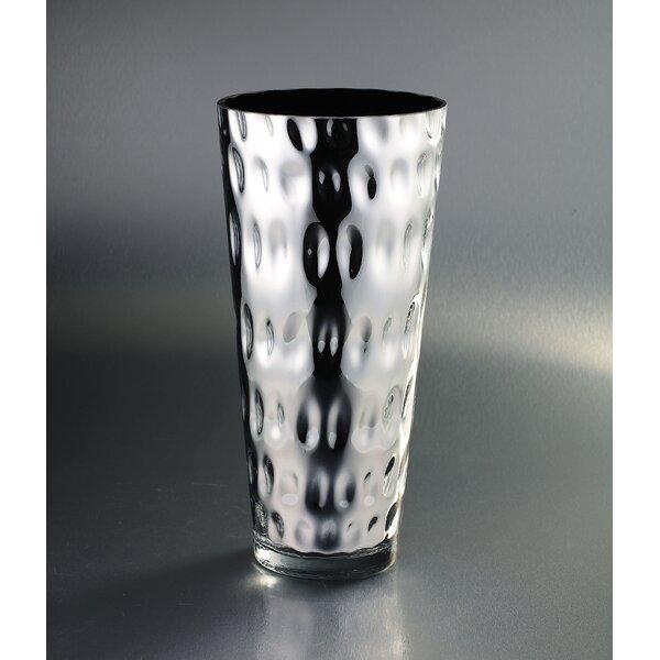 Vase by Diamond Star Glass