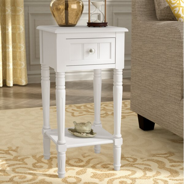 Liller End Table by Three Posts