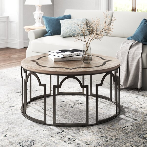 Soprano Frame Coffee Table By Kelly Clarkson Home
