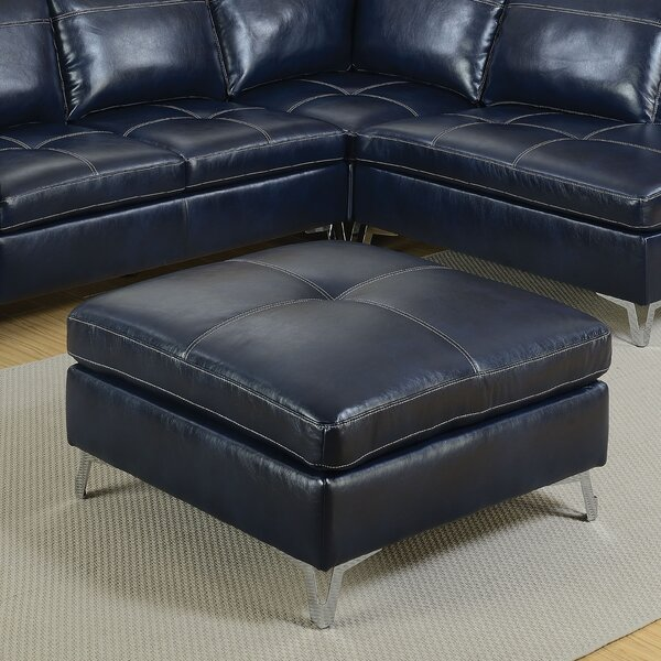 Tisdale Ottoman By Orren Ellis Best Choices