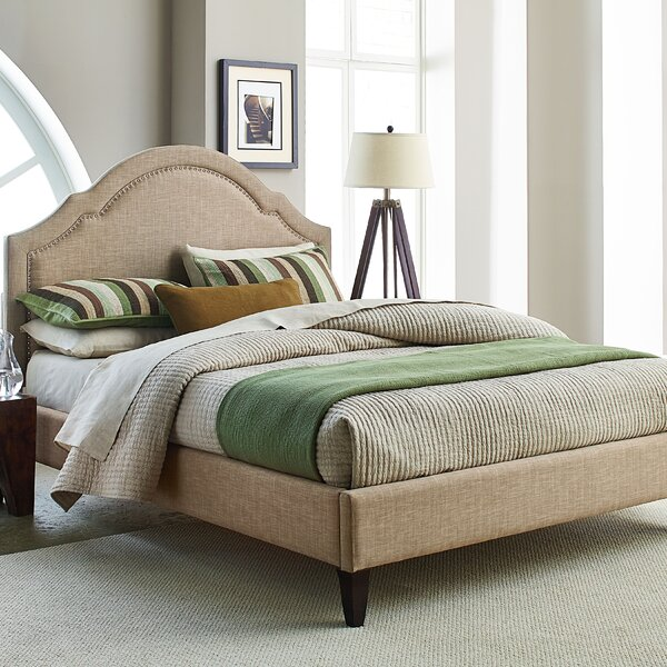 Prenda Upholstered Bed by Darby Home Co
