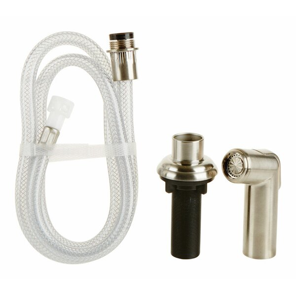 Kitchen Spray Head and Hose Assembly by Oakbrook Collection