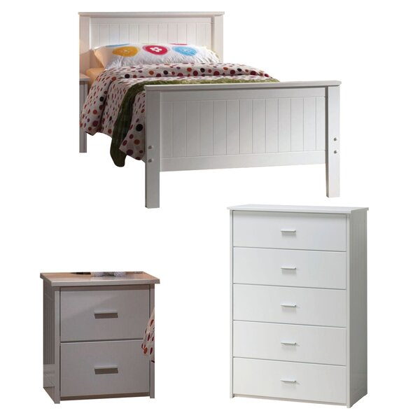 Evangelista Configurable Bedroom Set by Harriet Bee