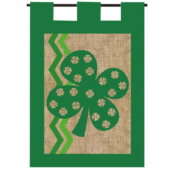 St. Pat Garden Flag by Evergreen Flag & Garden