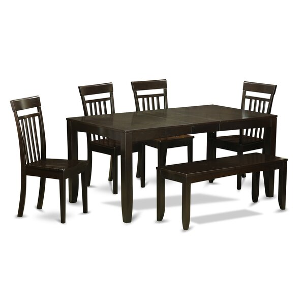 Smithers 6 Piece Dining Set