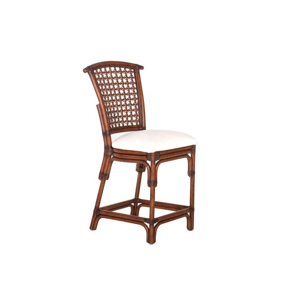 Fiji Gathering 24 Bar Stool by Acacia Home and Garden