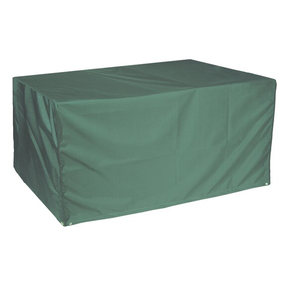 Rectangular Water Resistant Patio Table Cover by Freeport Park