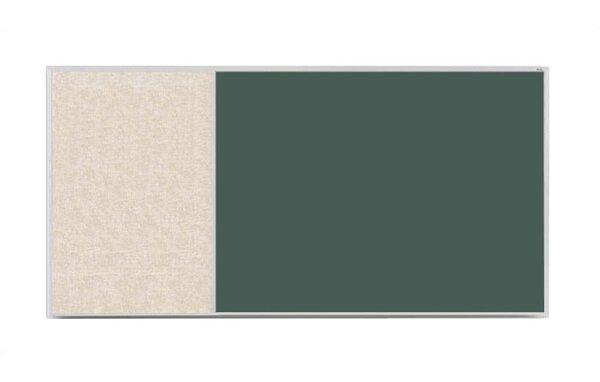 Crest-Line XL Series D Configuration Platinum Magnetic Combination Boards by Marsh