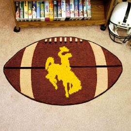 NCAA University of Wyoming Football Doormat by FANMATS