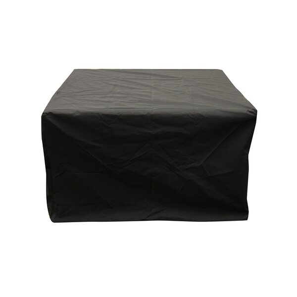 Colonial 4242 Vinyl Fire Pit Cover by The Outdoor GreatRoom Company