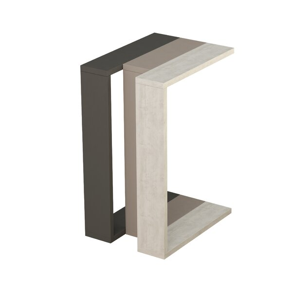 Sheridan Modern End Table by Wrought Studio