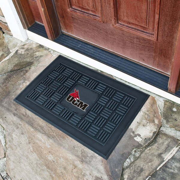 University of Central Missouri Medallion Doormat by FANMATS