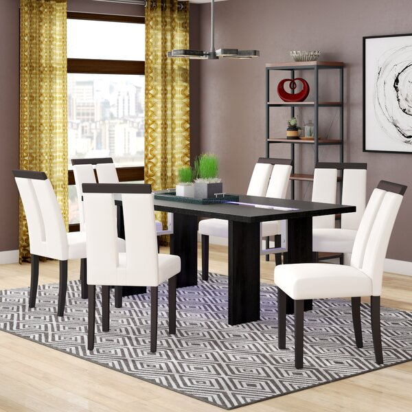 Haddonfield 7 Piece Dining Set by Wade Logan