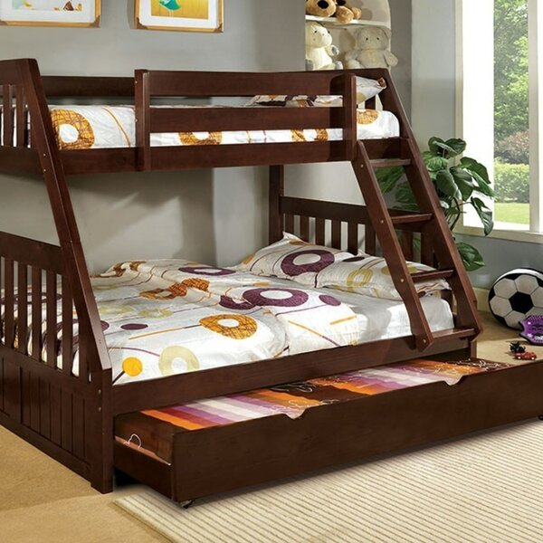 Hitchin Full Bunk Bed by Harriet Bee