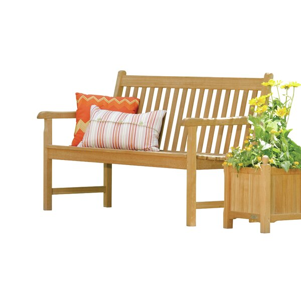 Coraline 3 Piece Wooden Planter Bench Set by Breakwater Bay