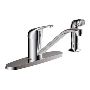 Estora Avio Single Handle Kitchen Faucet with Lever Handle
