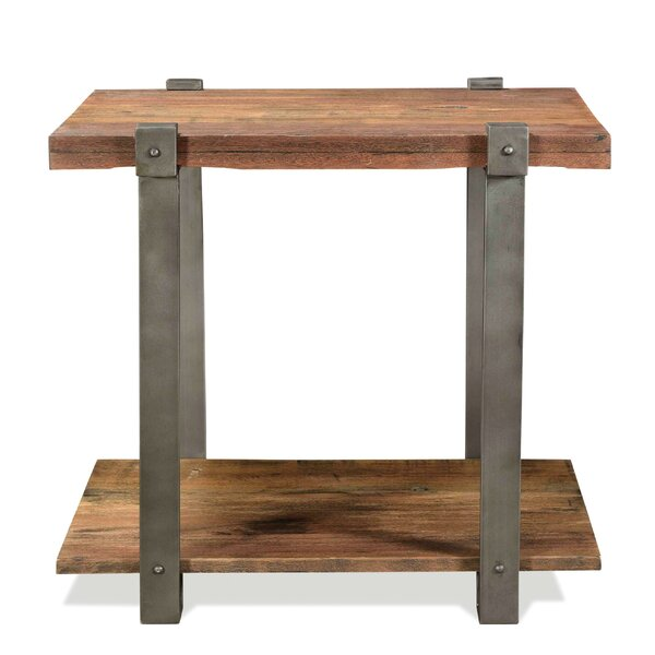Quinton End Table by Williston Forge